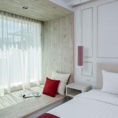 The Bloc Hotel 4* Стандартный номер с различными типами кроватей фото 2