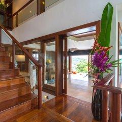 Отель Villa Malisa Камала Бич интерьер отеля фото 3