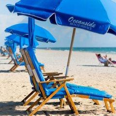 Отель Aloft Delray Beach США, Делри-Бич - отзывы, цены и фото номеров - забронировать отель Aloft Delray Beach онлайн пляж фото 2
