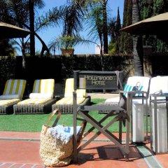 Отель The Hotel Hollywood США, Лос-Анджелес - отзывы, цены и фото номеров - забронировать отель The Hotel Hollywood онлайн спортивное сооружение