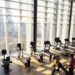 Отель Kennedy Towers - Index Tower Дубай фитнесс-зал