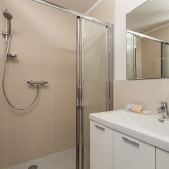 Hotel Forlanini 52 Парма ванная