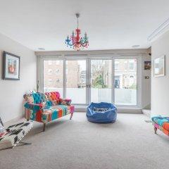 Отель Bright Family Home in Primrose Hill Великобритания, Лондон - отзывы, цены и фото номеров - забронировать отель Bright Family Home in Primrose Hill онлайн фитнесс-зал