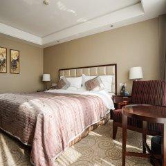 Отель DoubleTree by Hilton Shanghai Jing'an Китай, Шанхай - отзывы, цены и фото номеров - забронировать отель DoubleTree by Hilton Shanghai Jing'an онлайн комната для гостей