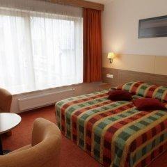 Отель Info Hotel Литва, Паланга - отзывы, цены и фото номеров - забронировать отель Info Hotel онлайн комната для гостей фото 2