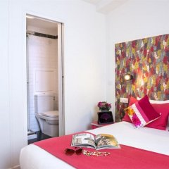 Отель Villa Boheme Париж комната для гостей фото 3
