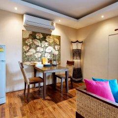 Отель Yotaka Boutique Бангкок в номере фото 2