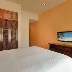 Отель Porto Playa Condo Hotel & Beachclub Мексика, Плая-дель-Кармен - отзывы, цены и фото номеров - забронировать отель Porto Playa Condo Hotel & Beachclub онлайн удобства в номере фото 2