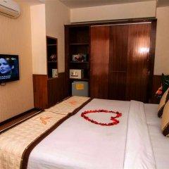 Отель Golden Rain Вьетнам, Нячанг - 8 отзывов об отеле, цены и фото номеров - забронировать отель Golden Rain онлайн комната для гостей фото 3