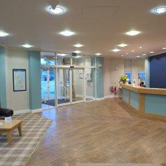 Отель Best Western Burn Hall Hotel Великобритания, Йорк - отзывы, цены и фото номеров - забронировать отель Best Western Burn Hall Hotel онлайн фитнесс-зал фото 2