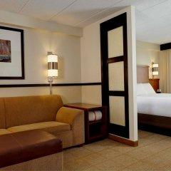 Отель Hyatt Place Columbus Dublin комната для гостей фото 2