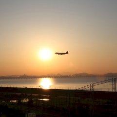 Отель Hu Incheon Airport Южная Корея, Инчхон - 1 отзыв об отеле, цены и фото номеров - забронировать отель Hu Incheon Airport онлайн пляж