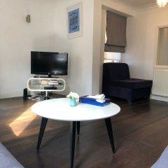 Апартаменты Hans road Apartment Лондон комната для гостей фото 5