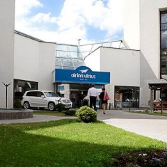 Отель AIRINN Вильнюс фото 2