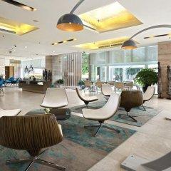 Отель Novotel Suites Hanoi гостиничный бар