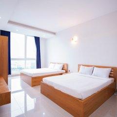 Отель SunEx Luxury Apartment Вьетнам, Вунгтау - отзывы, цены и фото номеров - забронировать отель SunEx Luxury Apartment онлайн комната для гостей фото 2
