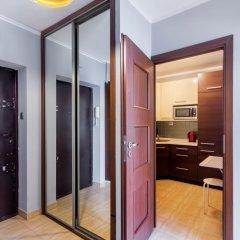 Отель ClickTheFlat Avenue Place Варшава балкон