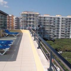 Отель Blaucel - Blanes Бланес пляж