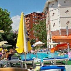 Primera Hotel And Apart Аланья бассейн фото 3