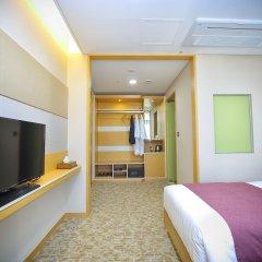 THE RECENZ Dongdaemun Hotel комната для гостей фото 4