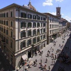 Hotel Spadai Флоренция балкон
