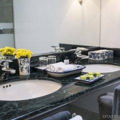 Отель InterContinental Presidente Puebla ванная