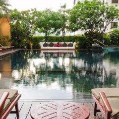 Отель Grande Centre Point Hotel Ratchadamri Таиланд, Бангкок - 1 отзыв об отеле, цены и фото номеров - забронировать отель Grande Centre Point Hotel Ratchadamri онлайн приотельная территория