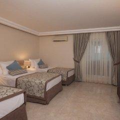Xperia Saray Beach Hotel Турция, Аланья - 10 отзывов об отеле, цены и фото номеров - забронировать отель Xperia Saray Beach Hotel онлайн комната для гостей фото 3