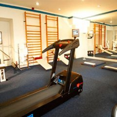 Le Royal Mansour Hotel фитнесс-зал фото 4