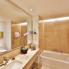 Отель Cali Marriott Hotel Колумбия, Кали - отзывы, цены и фото номеров - забронировать отель Cali Marriott Hotel онлайн ванная