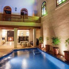Отель Riad Andalib Марокко, Фес - отзывы, цены и фото номеров - забронировать отель Riad Andalib онлайн бассейн