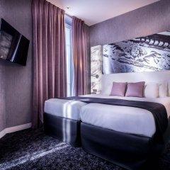 Отель Marais Grands Boulevards Париж комната для гостей