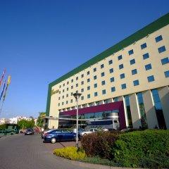 Отель HP Park Plaza Wroclaw Польша, Вроцлав - отзывы, цены и фото номеров - забронировать отель HP Park Plaza Wroclaw онлайн парковка