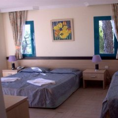 Отель Club Nimara Beach Resort Otel - All Inclusive Мармарис комната для гостей фото 3
