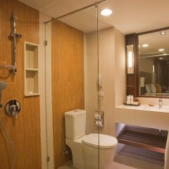 Patong Merlin Hotel 4* Стандартный номер с различными типами кроватей фото 21