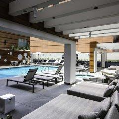 Отель DTLA Condos by Barsala фитнесс-зал фото 2