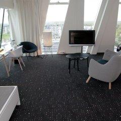 AC Hotel by Marriott Bella Sky Copenhagen 4* Номер категории Премиум с различными типами кроватей фото 3