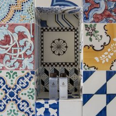 Отель Capri Tiberio Palace Капри ванная фото 2