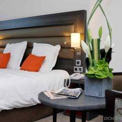Отель Mercure Lyon Part Dieu Франция, Лион - 2 отзыва об отеле, цены и фото номеров - забронировать отель Mercure Lyon Part Dieu онлайн комната для гостей фото 2