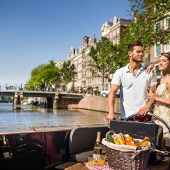 Отель Sint Nicolaas Нидерланды, Амстердам - 1 отзыв об отеле, цены и фото номеров - забронировать отель Sint Nicolaas онлайн питание фото 2