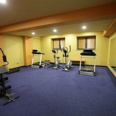 Отель Nairi SPA Resorts фитнесс-зал