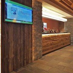 Отель Sunstar Hotel Davos Швейцария, Давос - отзывы, цены и фото номеров - забронировать отель Sunstar Hotel Davos онлайн интерьер отеля