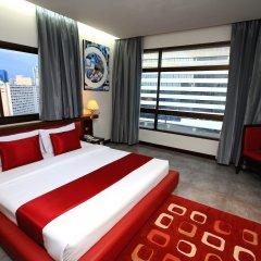 Отель Pinnacle Lumpinee Park Бангкок комната для гостей фото 2