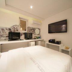 Отель 2 Heaven Jongno Южная Корея, Сеул - отзывы, цены и фото номеров - забронировать отель 2 Heaven Jongno онлайн комната для гостей фото 5