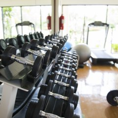 Отель Layana Resort And Spa Ланта фитнесс-зал фото 3