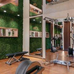 Отель Les Jardins du Faubourg фитнесс-зал фото 2