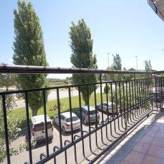 Отель Residencial Super Stop Palafrugell балкон