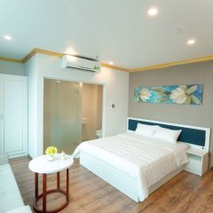 Honeymoon Hotel & Apartment комната для гостей фото 2