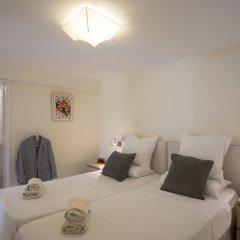 Апартаменты Posh & minimal studio комната для гостей