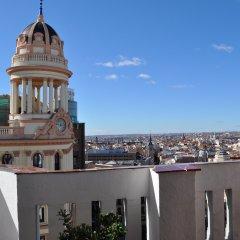 Отель Hostal Helena Испания, Мадрид - отзывы, цены и фото номеров - забронировать отель Hostal Helena онлайн балкон